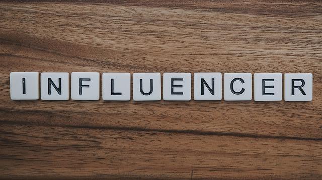 จัดอันดับ Influencer